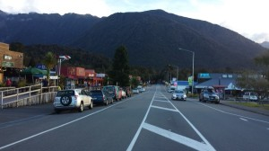 Fox Glacier township