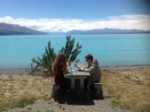 Not a bad picnic spot