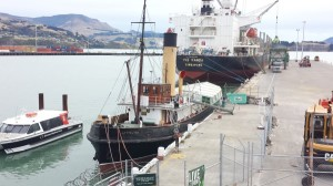 Lyttleton port
