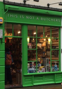 Not A Butcher