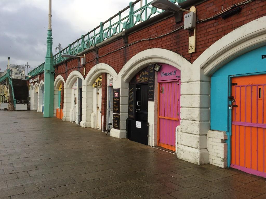 West Pier Arches